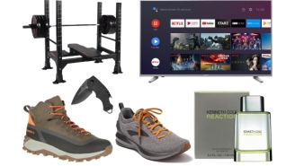 Daily Deals: Weight Benches, Harry & David, Merrell Boots, Cologne, Allen Edmonds, Finish Line Sale And More!