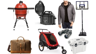 Daily Deals: $400 Off Kamado Grills, Binoculars, Pelican Coolers, Banana Republic, Macy's Black Friday Sale Is Live And More!