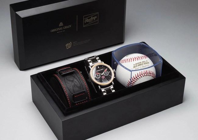 2019 best holiday gift ideas for men Original Grain watches