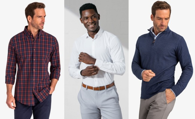 2019 best holiday gift ideas for men Mizzen and Main