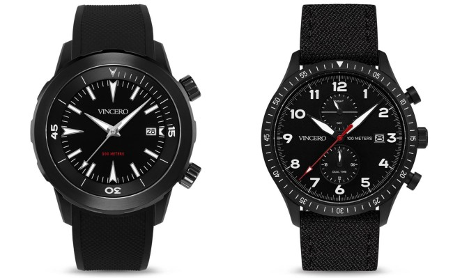 2019 best holiday gift ideas for men Vincero Watches