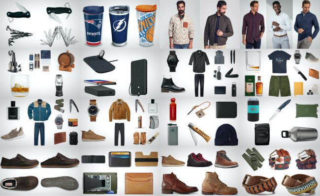 2019 best holiday gift ideas for men presents guys actually want