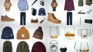 50 'Things We Want' This Week: Everyday Essentials, Whiskey Glasses, Apparel, And More