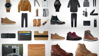 50 'Things We Want' This Week: Rare Whiskey, Premium Leather Goods, Grooming Accessories, And More