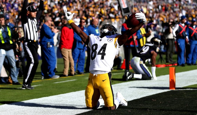 Antonio Brown Asked Fans When They Want Him To Return To The NFL