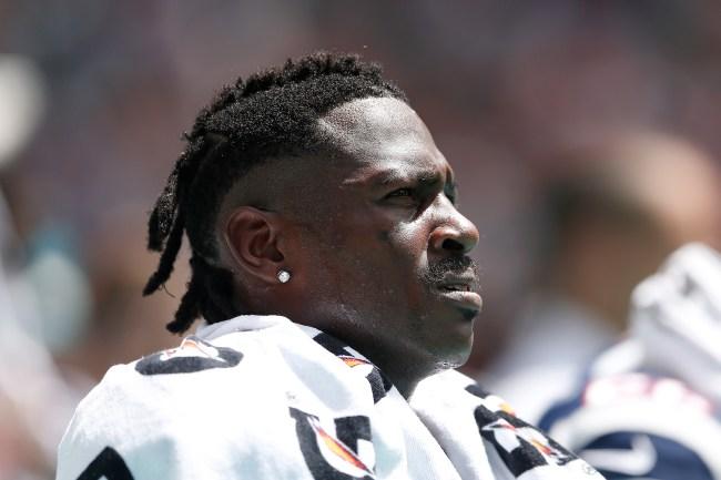 Antonio Brown keeps waffling on an NFL return, tweeting about his desire to play again