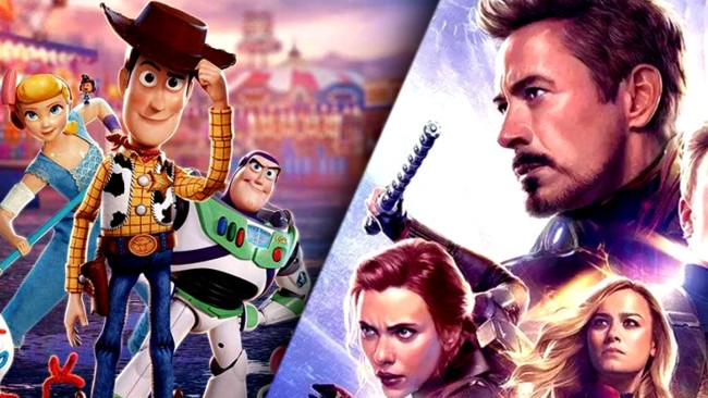 Avengers Endgame And Toy Story 4 Basically Have The Same Ending