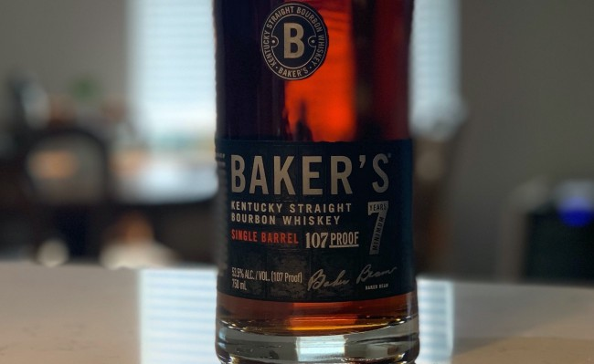 Baker's Bourbon Single Barrel