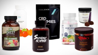 The 12 Best CBD Gummies Currently On The Market In 2019