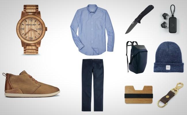 best everyday carry gear Christmas wishlist ideas