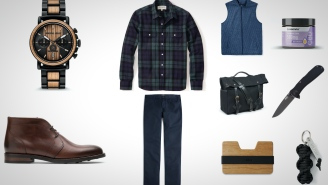 10 Of The Best Everyday Carry Essentials For Men These Holidays