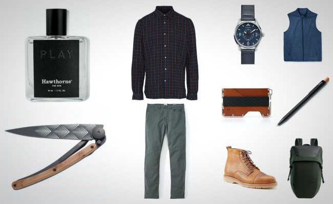 best everyday carry gear right now