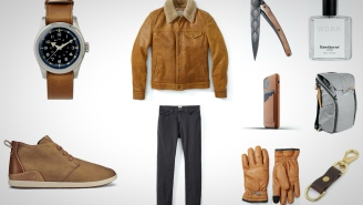 10 Of The Best Premium Leather Everyday Carry Essentials For Men