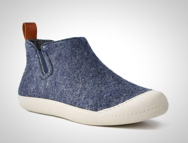 best men's slippers indoor outdoor leather rubber