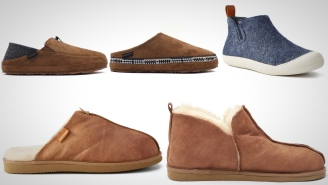 Slipper SZN: Keep Your Feet Comfy In Cool Weather With These Best Slippers For Men