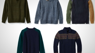 5 Stylish Sweaters So You Can Layer Up And Look Great In Chilly Weather