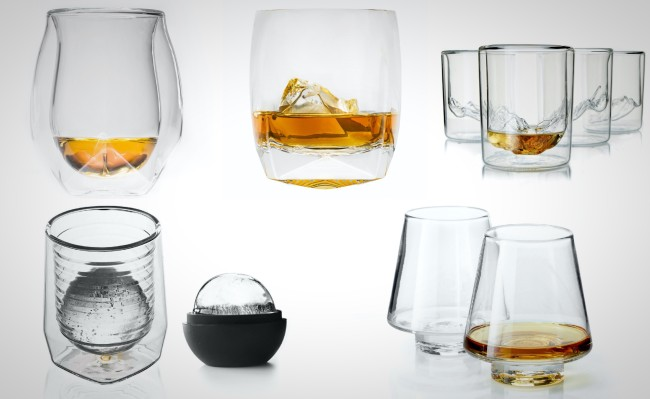 best whiskey glasses fro drinking whisky scotch and bourbon