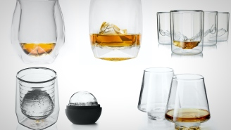 5 Types Of Whiskey Glasses That Will Make A Perfect Christmas Gift This Year