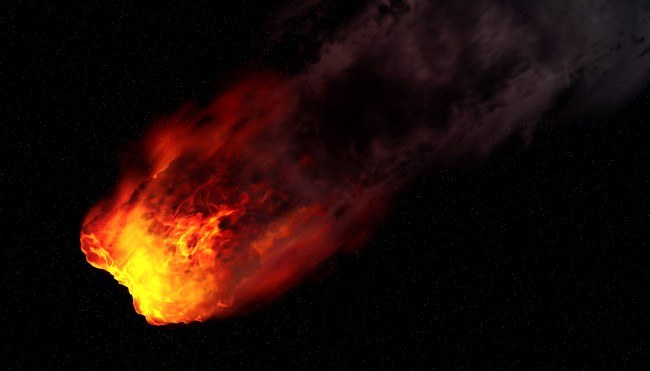 Biblical Scholar Says Apocalyptic Asteroid Will Hit In The Next Decade