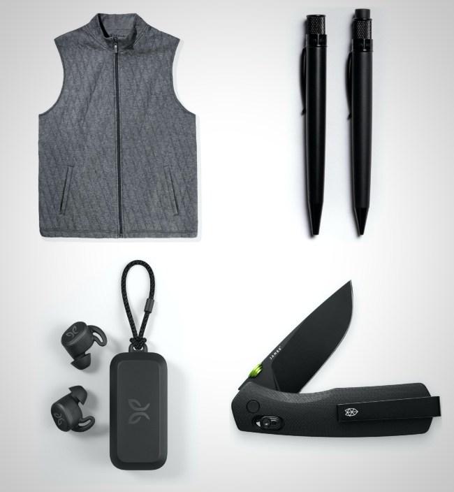 best black everyday carry gear for men