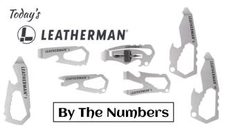 Today's Leatherman: By The Numbers
