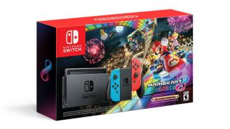 This Is A Great Deal On A Nintendo Switch With Mario Cart 8 Deluxe