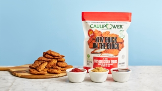 It'll Feel Like Cheat Day Every Day With CAULIPOWER's New, Gainz-Friendly Chicken Tenders