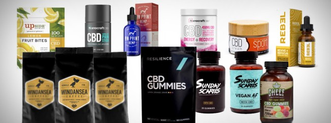 cbd holiday gift guide 2019