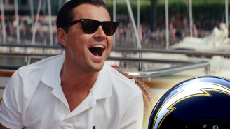 Chargers Twitter Uses 'Wolf Of Wall Street' Clip To Refute Rumors Of The Team Moving, No One Believes Them