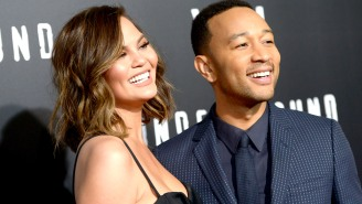 Chrissy Teigen Had Too Much Fun Making Jokes About Her Husband John Legend Being Named 'Sexiest Man Alive'