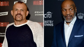 UFC Hall-Of-Famer Chuck Liddell Explains In Detail How He Could Beat Mike Tyson In A Street Fight
