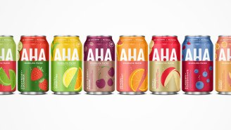 Coca-Cola To Compete Against LaCroix, New Aha Seltzer Is Their Biggest Launch In A Decade, Some With Caffeine