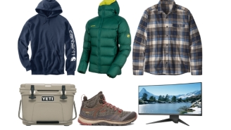 Daily Deals: Alienware Curved Monitor, Smartwool, YETI Coolers, Moosejaw, Patagonia Sale, Backcountry Clearance And More!