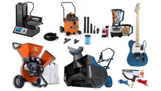 Daily Deals: 3D Printers, Telecaster Guitar, Snow Blowers, 60% Off Lululemon, Allen Edmonds Sale And More!