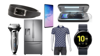 Daily Deals: Galaxy Note 10, Refrigerators, Ferragamo Belts, Burberry Polos, Kenneth Cole Clearance, Nautica Early Black Friday Sale