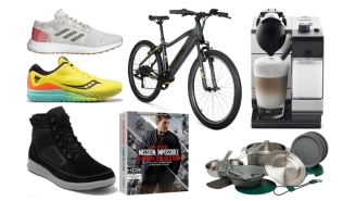 Daily Deals: 'Mission Impossible' Box Set, Electric Bikes, UGG Boots, Espresso Machines, Telescopes, adidas Sale And More!