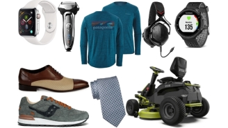 Daily Deals: Electric Riding Lawn Mower, Saucony, 50% Off Patagonia Sale, Sak's Fifth Avenue Off 5th Clearance And More!