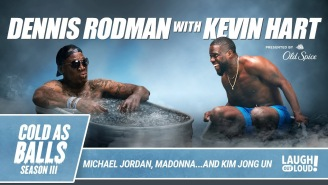 Dennis Rodman Joined Kevin Hart On 'Cold as Balls' And Revealed That He's Broken His D**k Three Times