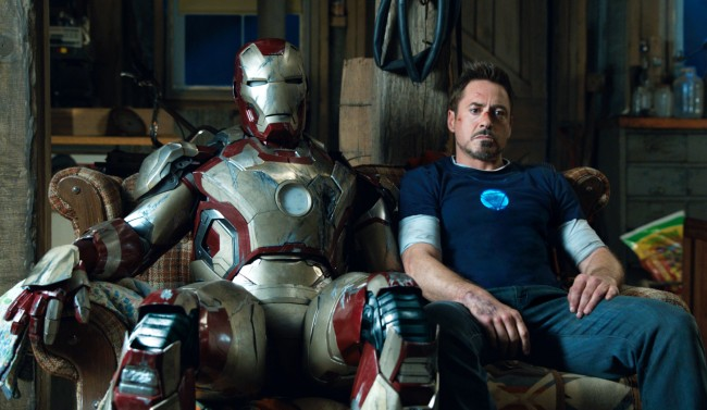 Disney+ Says Iron Man 3 Is A Christmas Movie Ending Any Debate