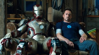 According To Disney+, 'Iron Man 3' Is A Christmas Movie, Just Like 'Die Hard, Gremlins' And 'Rocky IV'