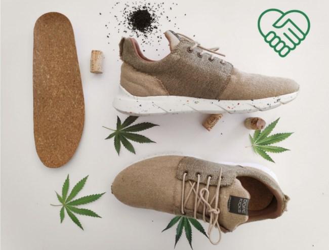 Dope Kicks Hemp Shoes