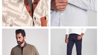 Faherty Makes Men's Clothes For Life's Great Moments – Upgrade Your Casual 'Fit