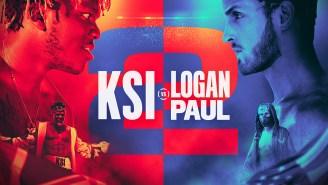 How To Watch Logan Paul Vs. KSI Boxing Livestream On DAZN