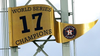 Former Astros Say The Team Stole Signs Electronically During Their 2017 World Series-Winning Season