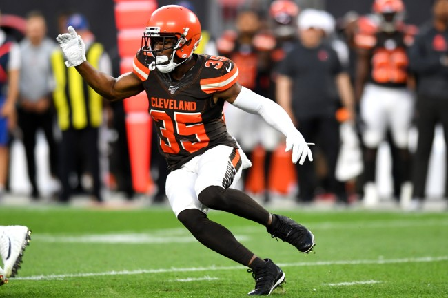 Former Brown Jermaine Whitehead Apologized For Threatening Tweets
