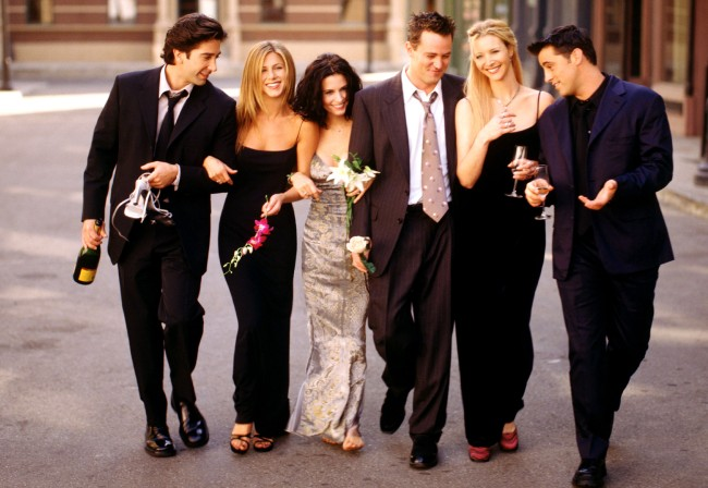 Friends Reunion With Original Cast In Development At HBO Max Report