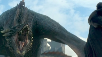 'Game Of Thrones' DVD Commentary Answers Where Drogon Took Daenerys And Why Dany's Dragon Burned Iron Throne