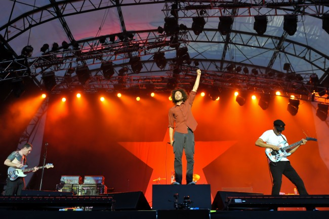 Rage Against the Machine to reunite at Coachella and go on 2020 reunion tour.
