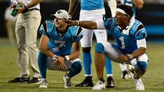 Kyle Allen Praises Cam Newton On Instagram After Cam Placed On Injured Reserve, Cam Responds