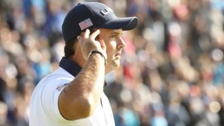 Patrick Reed Explains That Team USA Ryder Cup Drama Is 'Put To Bed' As Presidents Cup Approaches